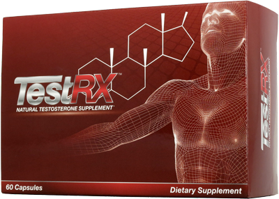 TestRX: Natural Testosterone Booster