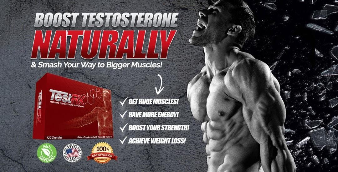Test RX for Ripped Muscles